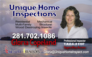 Unique Home Inspections